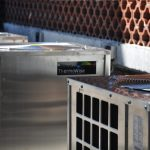 Thermowise - Cutty Sark Heat pump installation 3