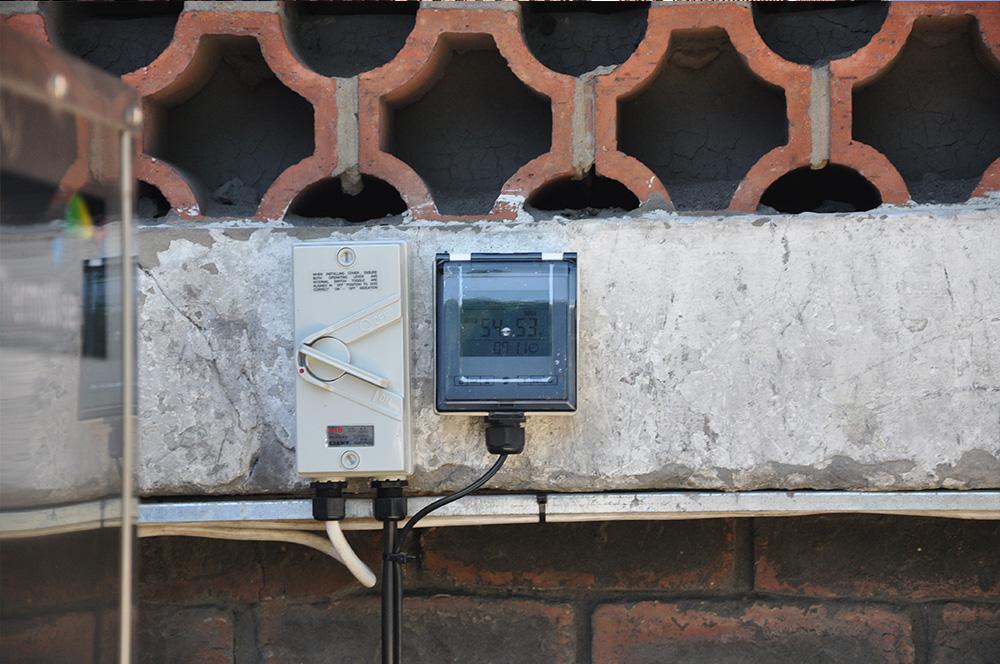 Thermowise - Cutty Sark Heat pump installation 6