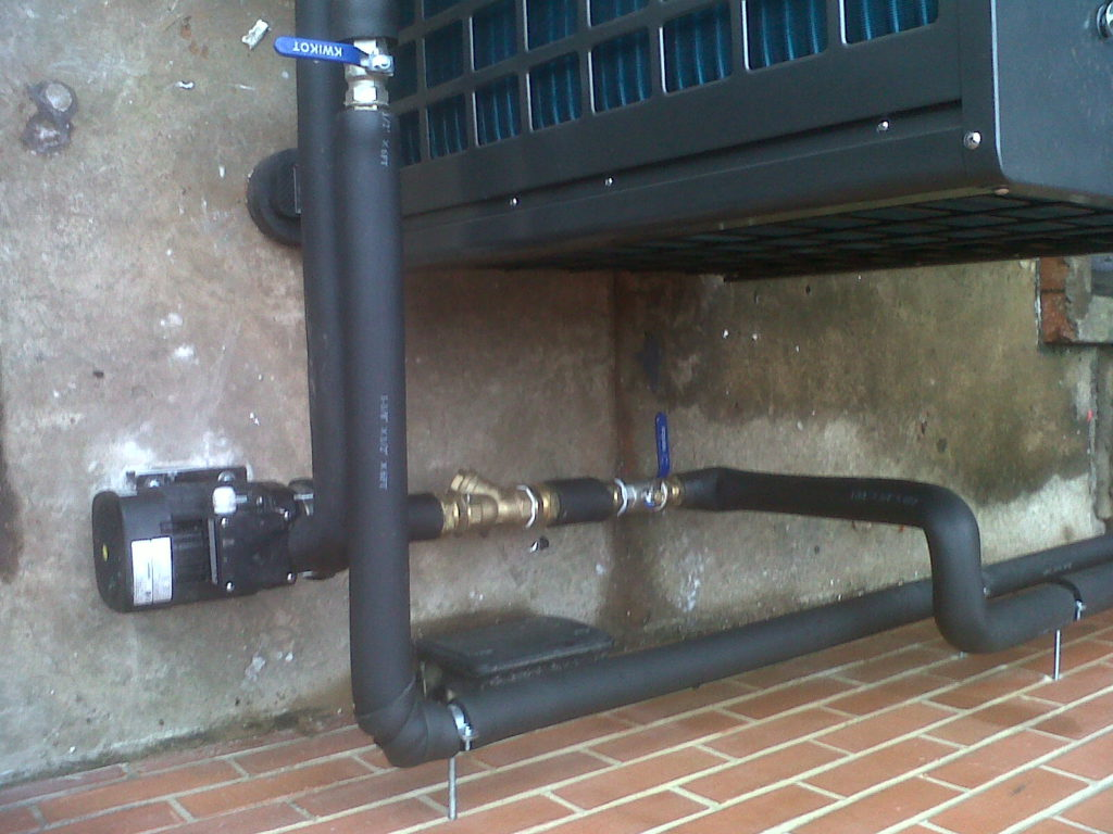 Thermowise - Federal Mogul Heat pump installation 5