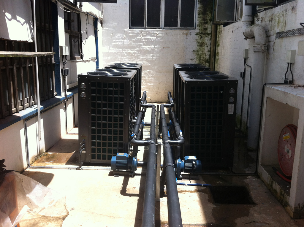 Killarney Heat Pump installation 1