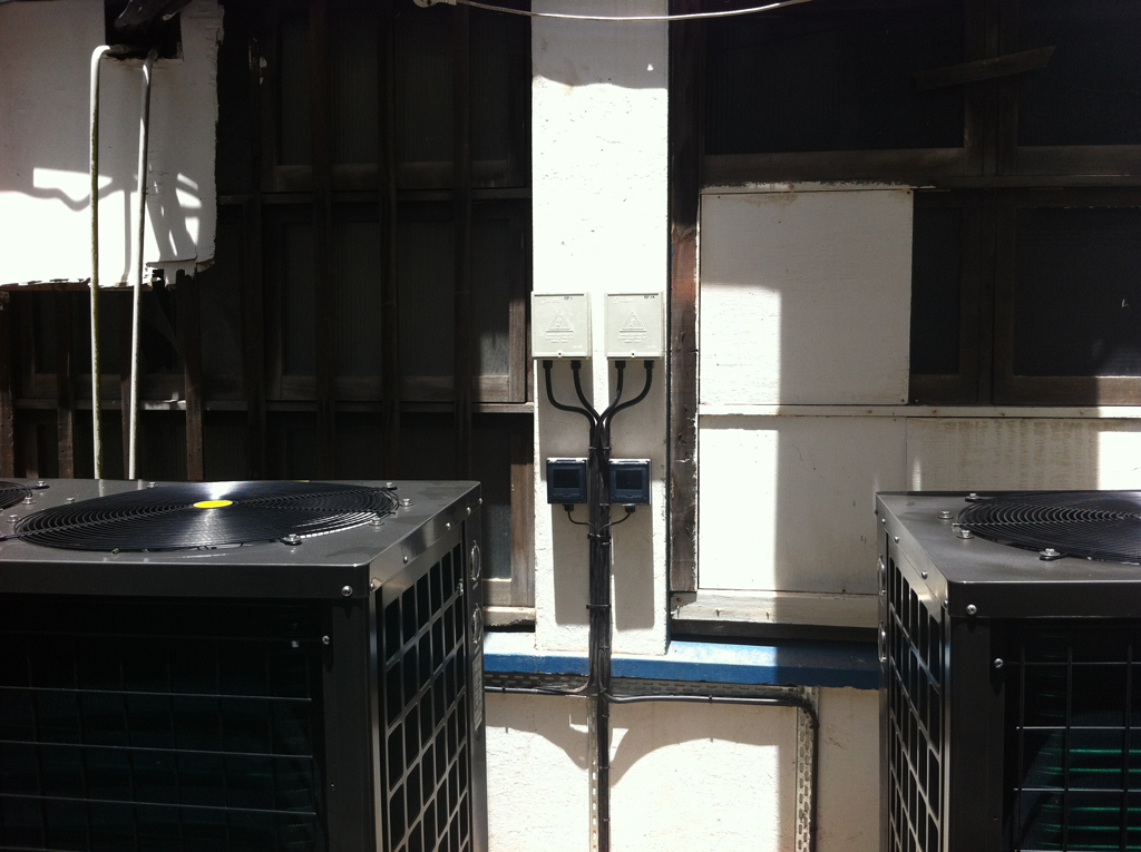 Killarney Heat Pump installation 4