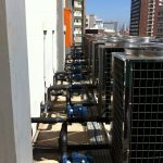 Thermowise - Coastlands Hotel Heat pump installation 7