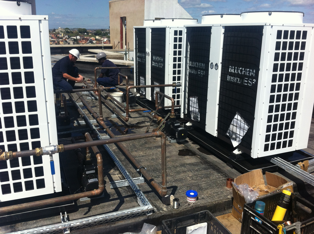 Thermowise - Chatsmed Heat Pump installation 5