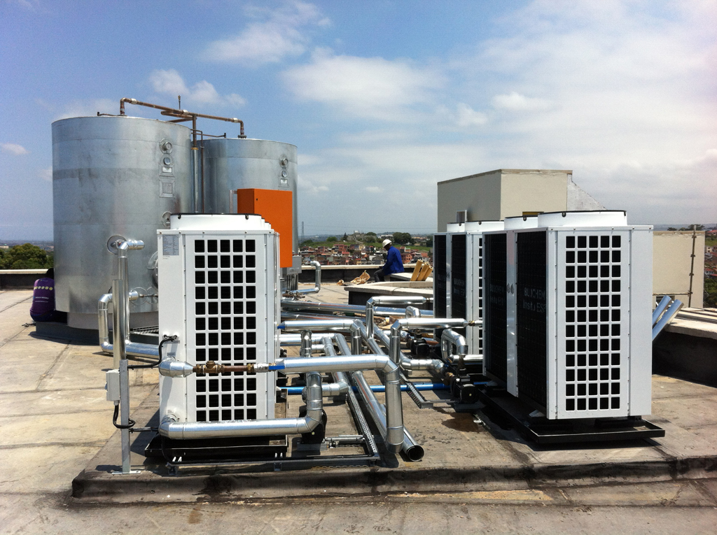 Thermowise - Chatsmed Heat Pump installation 2