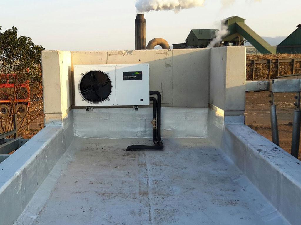 Illovo Training Academy AXHW 03 3kW Heat Pump Third install