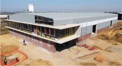 ThermoWise Viessmann head office, Ballito, KwaZulu-Natal