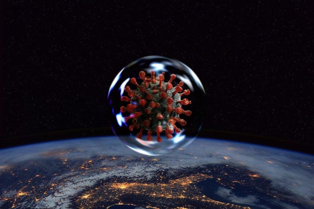 corona virus impact on our planet