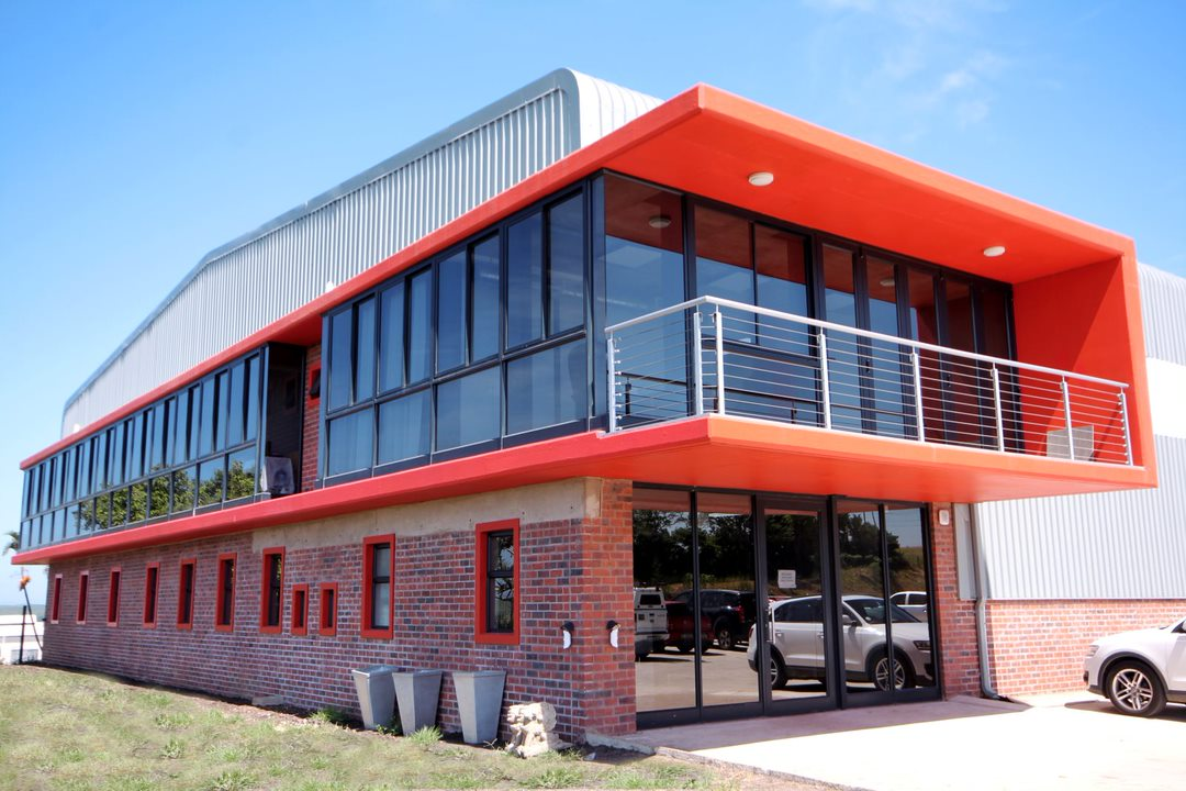 ThermoWise new premises in Shakaskraal
